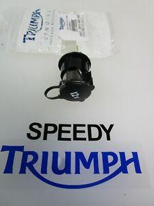 TRIUMPH TIGER 1200 TROPHY EXPLORER XR TOP BOX AUXILIARY POWER SOCKET T2505095