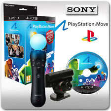 PS3 Move Starter Pack/Move Motion Controller Bundle *in Excellent Condition*