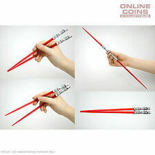 STAR WARS - KOTOBUKIYA - Darth Maul LIGHTSABER Chopsticks - BRAND NEW!