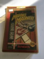 ❤️ Marble Madness game gear Blister Rigide Sega Neuf New Factory Sealed Pal Fr