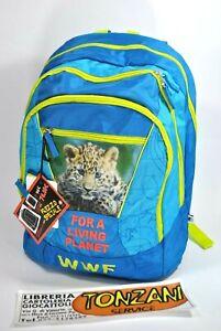Zaino stondato, scuola WWF ITALIA Onlus