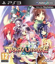 TRINITY UNIVERSE PS3 * NUOVO SIGILLATO PAL *