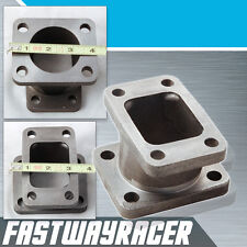 T3 to TD05 Turbo Charger Turbo Manifold Flange Adapter Conversion WRX TD05 TD05H