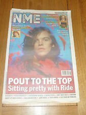 NEW MUSICAL EXPRESS - 08/02/1992 - UK Music Weekly Paper Mag - RIDE