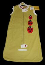 Ladybug Cosi Bag Travel Sleeper Ladybug Lining Baby Zip-Up Layette 0-9 Mos Nwt