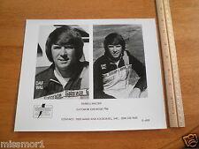 Darrell Waltrip Gatorade#88 auto racing 1970's driver photo 8x10 b