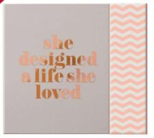 Zoella Lifestyle She Designed A Life She Loved Stationary Set book You Tube new