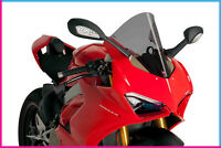 Ducati 1199 Panigale,1199 Panigal PUIG RACING SCREEN BLACK DUCATI PANIGALE Fits