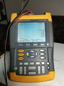 Fluke 199 200MHz 2 Kanal ScopeMeter Oszilloskop