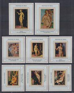 D459. Ajman - MNH - Art - Paintings - Venus - Deluxe