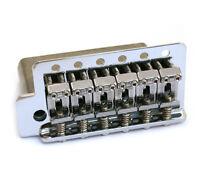 007-1016-000 Fender Strat® Tremolo Bridge Assembly  '06-Now Chrome Left Handed