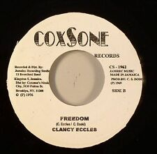 CLANCY ECCLES - FREEDOM (COXSONE) 1961