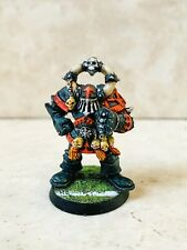 Blood Bowl Chaos 3rd Edition Star Player LORD BORAK Warhammer painted