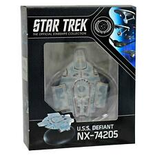 Star Trek Starships USS DEFIANT NX-74205 Model Box Edition Eaglemoss #7
