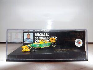 1/87 F1 Benetton Ford B 193 Michael Schumacher Collection Estoril 1993 Diecast M