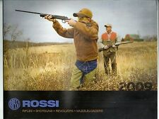2009  ROSSI  Catalog  Rifle  Shotgun  Muzzleloader  Revolvers Free Shipping