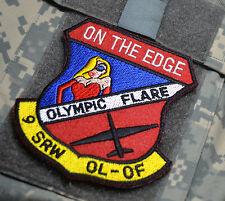 USAF 9th SRW U-2 OL-Operating Locations OF-Olympic Flare Desert Storm Taif AB