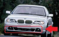 BMW GENUINE 3 E46 COUPE CABRIO SE 2003-2006 FRONT BUMPER GRILL TRIM SET OF THREE