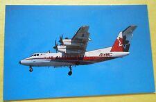 Air BC DeHavilland DHC-7-102 Dash 7 Air Canada Connector Postcard