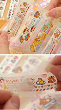 20 Pads Cute Cartoon Bandages Hemostasis Band Aids for Kids Children Mixed Type