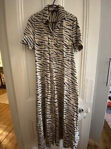 Selected Femme Tiger Dress Size 36