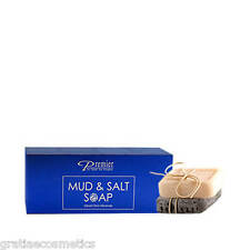 Premier Dead Sea Dead Sea Soap Duo Mineral Salt Soap Mud New