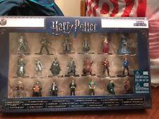 Harry Potter Boxed set 20 Nano Metalfigs JADA TOYS Die-Cast MIB FREE SHIPPING