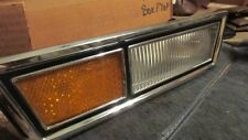 NOS 1971 1972 FORD GALAXIE 500 LTD COUNTRY SQUIRE LH FRONT SIDEMARKER LIGHT ASBY