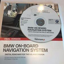 01 02 2003 BMW X5 528 325i 330i NAVIGATION CD TEXAS OKLAHOMA AR LA © 2015 UPDATE