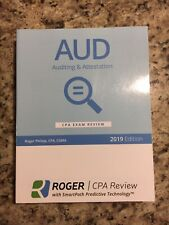 Roger CPA Review AUDIT Exam Textbook - 2019 Edition