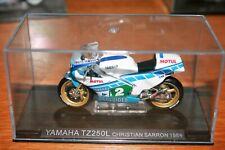 CHRISTIAN SARRON YAMAHA TZ350L 1984 IXO RACING MOTORCYCLE 1/24 SCALE