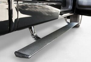 AMP Research for 2004-2008 Ford for F150 All Cabs PowerStep - Black - amp75105-0