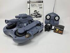 Cobra Super Tank Amphibious Chariot All Terrain Rc Remote Control Works Shoots