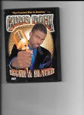 DVD Chris Rock Bigger and Blacker 1999