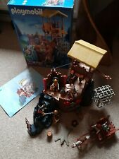 Playmobil Vintage 4433 Vikings Fortress, boxed with original instructions.