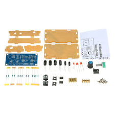 47 HIFI NE5532 Headphone Amplifier DIY PCB AMP Kit With Transparent Case Q8B6