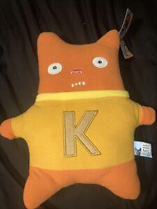 "Naughty Naughty Pets KIEFER  15"" Plush Scary Stories Fiesta Toys"
