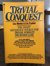 Trivial Conquest : The Smart Reference Source for Trivial Pursuit by Lisa & Eric