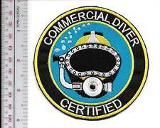 SCUBA Hard Hat Diving Commercial Diver Certified Qualification International sm