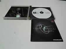 Parasite Eve no spine Playstation Japan