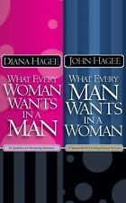 What Every Man Wants in a Woman; What Every Woman Wants in a Man by John...