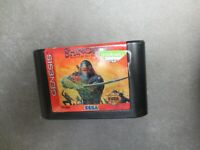 Shinobi III: Return of the Ninja Master (Sega Genesis, 1993)