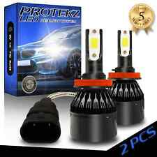 9005+9006 6000K 3020W Protekz Combo CREE LED Headlight Kit High Low Lamp Bulbs