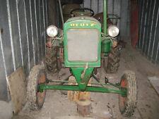 Deutz F1M 414/46 Oldtimer-Traktor / Baujahr 1950/ 12 PS/ Handkurbel