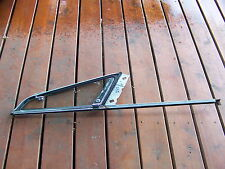 1965 PLYMOUTH SATELLITE BELVEDERE RH WING WINDOW & FRAME OEM