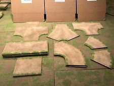 """28mm,  5""""  expansion Road Set, 19pc  PAINTED"""
