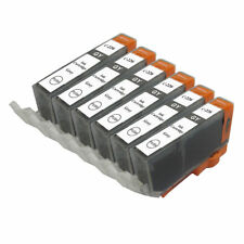 6 PK INK CLI-226 XL CLI-226GY NON-OEM FOR CANON PIXMA MG6120 MG6220 MG8220 GREY