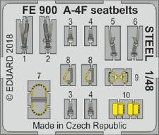 Eduard Zoom FE900 1/48 Douglas A-4F Skyhawk Ceintures acier Hobby Boss