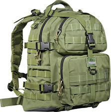 Maxpedition Condor II Hydration Backpack 0512G OD Green. Square with rounded top