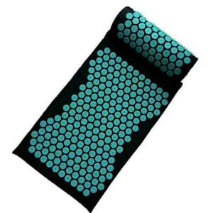 Body Massager Cushion Mat Shakti Relieve Acupressure Set Pil Yoga T1Y5 Sale